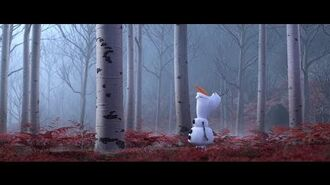 """Leaves"" l At Home With Olaf"