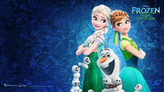 Wallpaper Latino Frozen Fever 1920x1080 JPosters