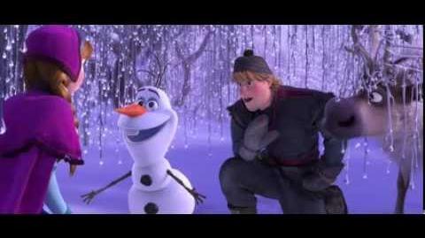 "Disney's Frozen - ""No Heat Experience"" Clip"