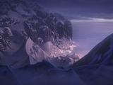 Elsa's winter