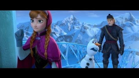 Disney's Frozen - Halloween TV Spot