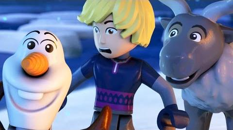 LEGO Disney Frozen Northern Lights – Official Trailer Disney