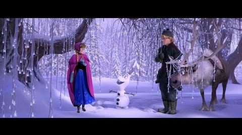 "Disney's Frozen ""Whole World"" Extended TV Spot"
