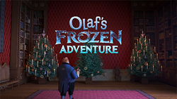 Olaf's Frozen Adventure Score Suite