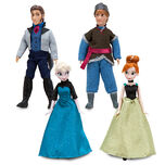 Frozen Doll Set