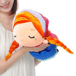 Frozen-anna-plush-doll-sleeping-disney-store-japan-