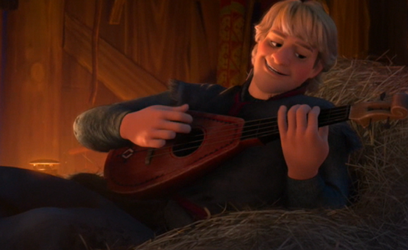 kristoff s lute frozen wiki fandom powered by wikia