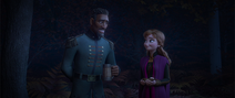 Anna talks with Mattias