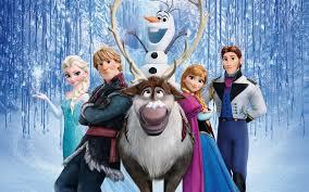 Frozenbackgorund