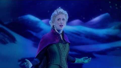 FROZEN The Musical Let Yourself Go