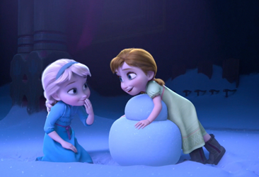 image anna and elsa building frozen wiki fandom powered by wikia. Black Bedroom Furniture Sets. Home Design Ideas