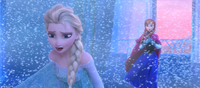 Elsa feels her power is a curse