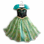 Anna coronation (deluxe) costume dress