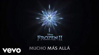 """Carmen Sarahí, AURORA - Mucho Más Allá (De """"Frozen 2"""" Lyric Video)"""