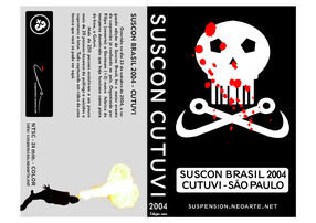Suscon cutuvi vhs cover first by thedsw