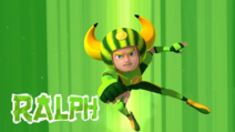 Ralph from Fruit Ninja Frenzy Force
