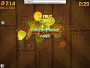 Fruit ninja super blitz