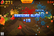 Fruit Ninja Blitz