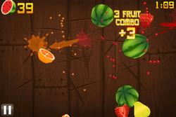 Fruit Ninja Zen Mode