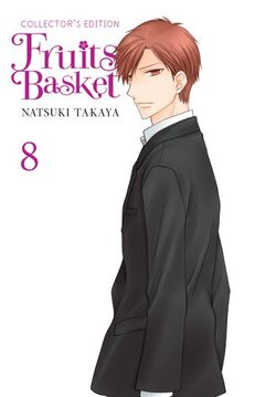 Fruits Basket Collector's Edition Volume 8