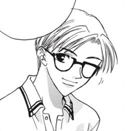 Tohru's Male Cousin-Manga