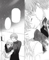 Kyoko and katsuya kiss
