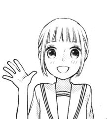 Mio Hasegawa-Manga