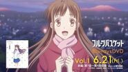 TVアニメ「フルーツバスケット 1st Season」Blu-ray&DVD TVCM 第二弾