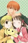 Kyo, Momiji and Tohru
