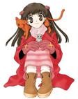 Kyo (Cat), Tohru & Yuki (Rat)