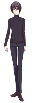 Akito - Full Body