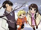 Hatori, Momjij and Tohru