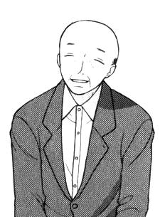 Tohru's Grandfather-Manga