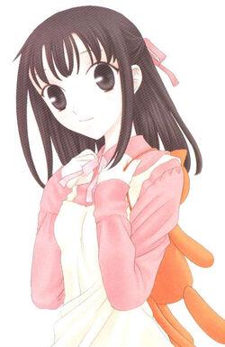 Kagura in the Manga