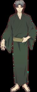 Shigure - Full Body
