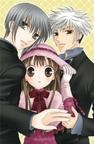 Yuki, Tohru and Haru