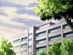 Kaibara Municipal High School 2001
