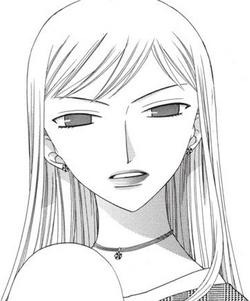 Ayame and Yuki's Mother-Manga