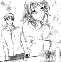 Older Kureno and Arisa