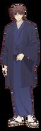 Kazuma - Full Body