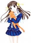 Kyo (Cat), Tohru, Yuki (Rat)