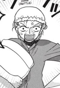 Motoko's Mother-Manga