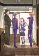 Fruits Basket 2019 Poster