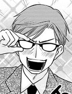 Takei Makoto adult