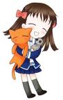 Chibi Tohru, Kyo (Cat) and Yuki (Rat)
