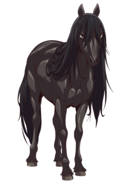 Rin Animal - Horse