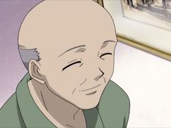 Tohru's Grandfather-2001
