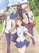 Fruits Basket 2019 Poster 3