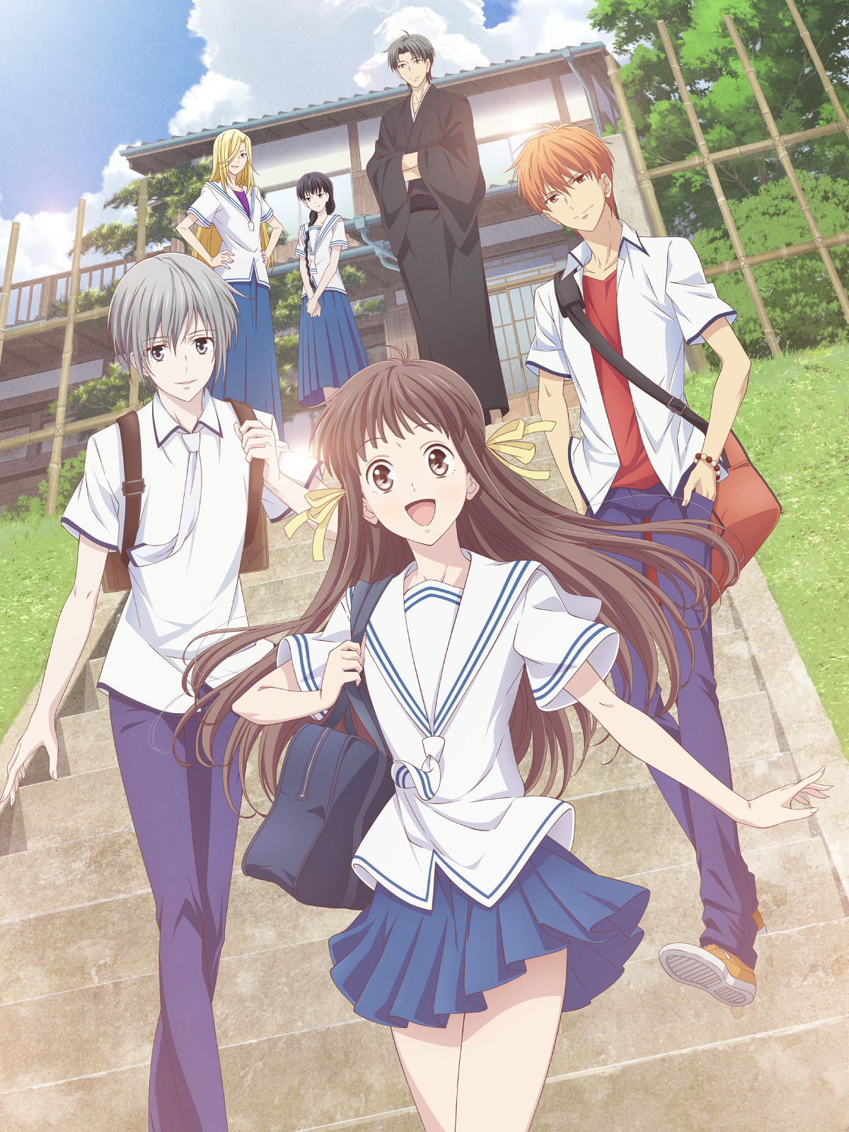 Image result for Fruits Basket manga poster