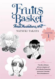 Fruits Basket - El arco de los Tres Mosqueteros